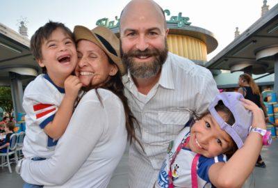 Steven Saux's Family Picture