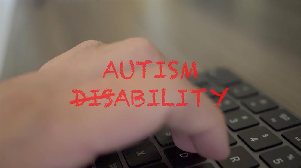 Autism Ability not disability