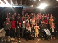 Group photo from the 2017 Los Angeles Disability Film Challenge Meet Up