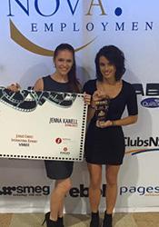 Jenna Kannell award