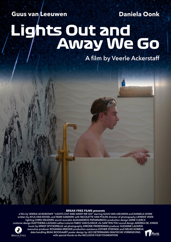 Lights out and Away We Go poster
