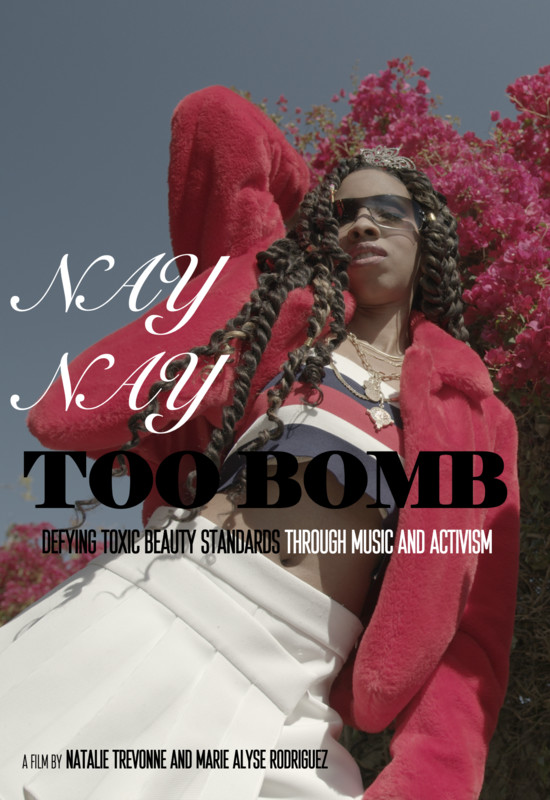 Nay Nay Too Bomb poster