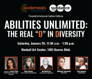 """Abilities Unlimited: The Real """"D"""" in Diversity Panel"""