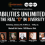 "Abilities Unlimited: The Real ""D"" in Diversity Panel"