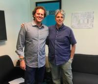 Cory Reeder and Scott Silveri