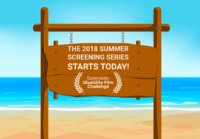 2018 Summer Screening Series advertisement