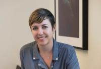 Headshot of Bec Smith, UTA agent